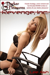 Revenge, Inc. by Lee Ash